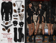 *Tay-Lay-Designs* My favorite Fall-Outfit 10 (Mesh)