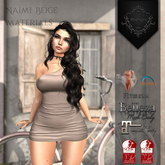 **Mistique** Naimi Beige{wear me and click to unpack)
