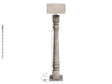 Nutmeg. Home Clutter Floor Lamp