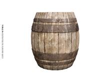 Nutmeg. Garden Junk Barrel