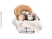 Nutmeg. Farmhouse Brunch Bread Basket