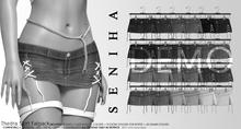 Seniha. Thedra Skirt // Demo