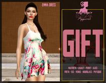 [EN] Emma Dress *Gift*