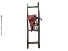 Nutmeg. Holiday Clutter Ladder PG