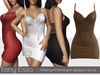 Tony Esso - Looking So Perfect Lace Dress (Coffe)