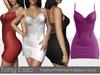 Tony Esso - Looking So Perfect Lace Dress (Fuchsia)
