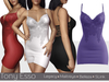 Tony Esso - Looking So Perfect Lace Dress (Lavander)