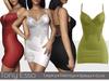 Tony Esso - Looking So Perfect Lace Dress (Lemon)