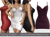 Tony Esso - Looking So Perfect Lace Dress (Wine)