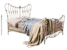 Nutmeg. Countryside Dream Bed Pastels PG