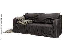 Nutmeg. Attic Hideout Couch Cedar PG