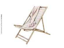 Nutmeg. Seaside Calm Beach Chair PG