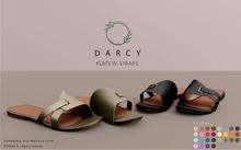 Ohemo - Darcy flats w.straps - FATPACK (Add me)