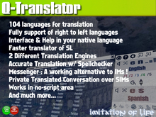 Traductor 104 idiomas