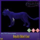 [MC]  Royalty Twi Lion Coat [wear to unpack]