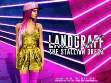 Landgraff - The Stallion Dress