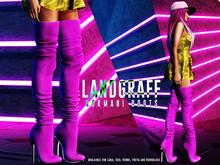 Landgraff - Normani Boots / FATPACK