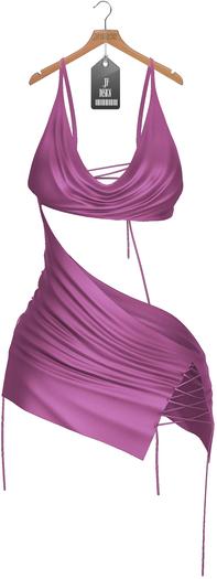JF Design-Juliana Dress-Maitreya-Belleza-HG-Legacy-Perky-Orchid