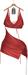 JF Design-Juliana Dress-Maitreya-Belleza-HG-Legacy-Perky-Red
