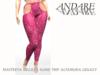 Andare - Carole Leggings Sequin Pink