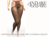 Andare - Carole Leggings Denim Nude