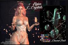 :[P]:- Kinins Crystals - Chromes