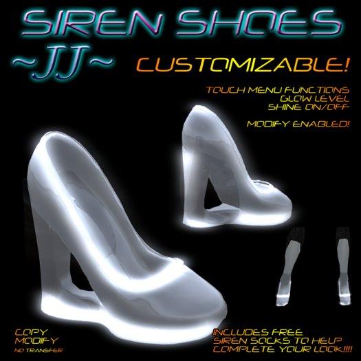 ~JJ~ Siren Shoes