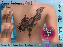 ~Studio A~ GIFT!!Amor Aeternus Unpack (Add)