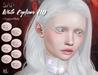 Sap ~ White Eyeliner HD {Lelutka Evolution}