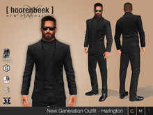 [ hoorenbeek ] NG Outfit - BOX - Harington [wear me]