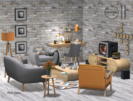 Living Room Arcade -  PG - 102 animations