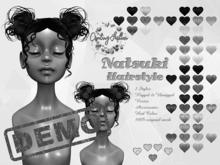 ::CF:: Natsuki Hairstyle - DEMO
