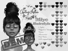 ::CF:: Miyo Hairstyle - DEMO