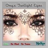 Onyx Twilight Eyes