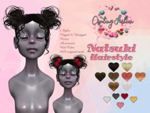 ::CF:: Natsuki Hairstyle - VARIETY