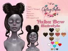 ::CF:: Yuka Bow Hairstyle - VARIETY