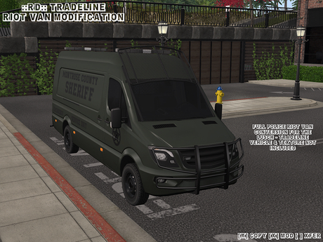 ::RD:: Tradeline Riot Van