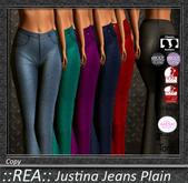::REA:: Justina Jeans Plain
