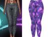 !PCP :: Kore Leggings [Galaxy Purple]