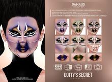 Dotty's Secret - Danaus - Makeup Set