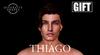 Diversity Shapes - Thiago Gift (Lelutka Evolution Skyler)