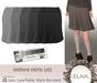 .Elaia. Uniform skirt {Maitreya} Greys