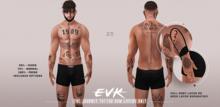 [ E V K ] The Journey Tattoo BOM