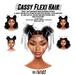 Cassy Flexi Hair UNPACKED