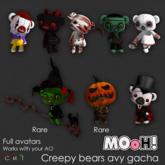 MOoH! Mummy bear avatar