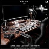 2. BAMSE : Passionate - Desk RARE