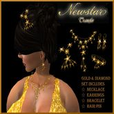 PROMO: Newstar Jewelery 5 Pieces complete Set (Boxed)