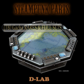 D-LAB  steampunk parts (FULL SET)