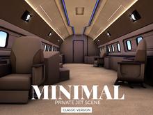 MINIMAL - Private Jet Scene -Classic-