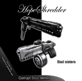 -DreamWalker Designs-HopeShredder (includes Vengeance grenades set.)